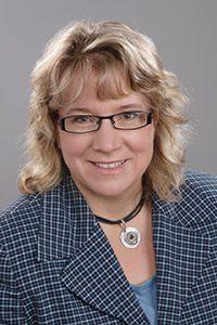 Sekretärin Frau A. Wiedemer